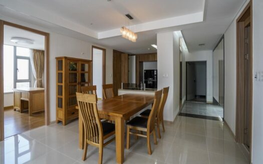 ID: 493 | Cantavil Premier | 3-Bedroom apartment furnished for rent in Saigon 1