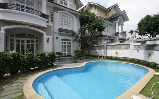 Villa rentals in Ho Chi Minh City