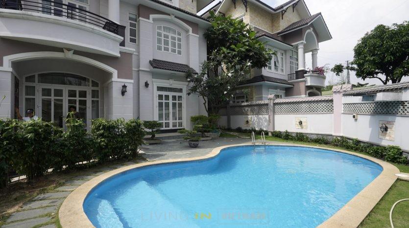 Villa rentals in Ho Chi Minh City