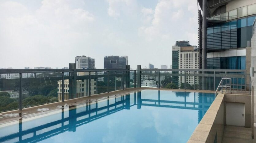 Avalon apartment Ho Chi Minh City