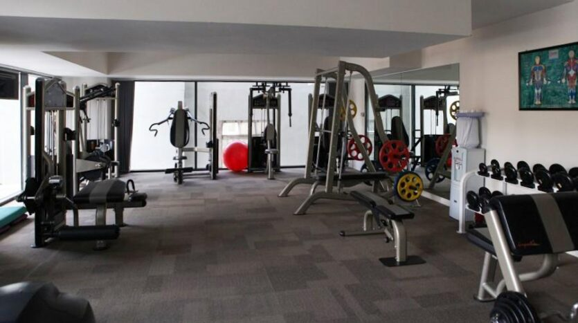 Avalon apartment Ho Chi Minh City: Gym