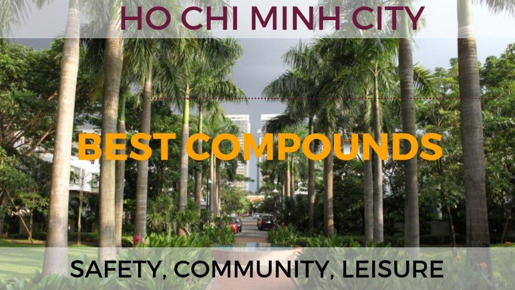 Compounds in Ho Chi Minh City, district 2 and district 9