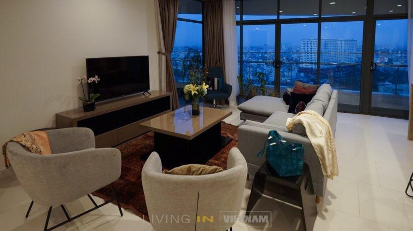 City Garden furnished rentals