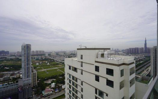 ID: 793 | Gateway Thao Dien |  Unfurnished 1-BR apartment for rent in Ho Chi Minh City 3