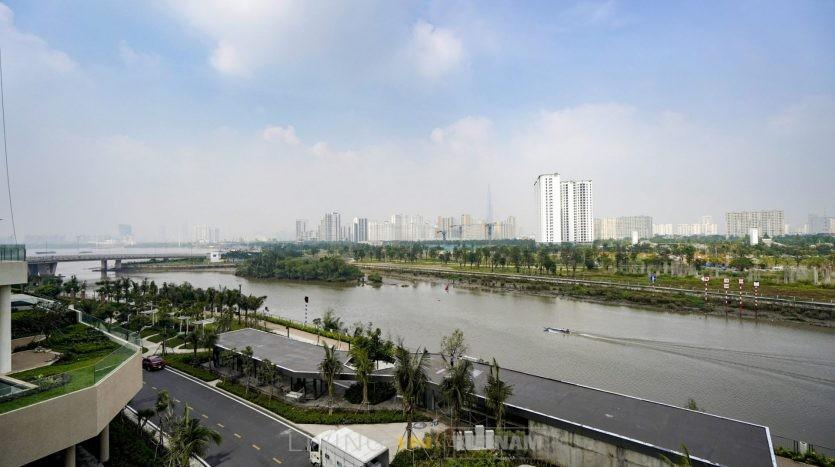 Luxury apartment for rent in Ho Chi Minh City