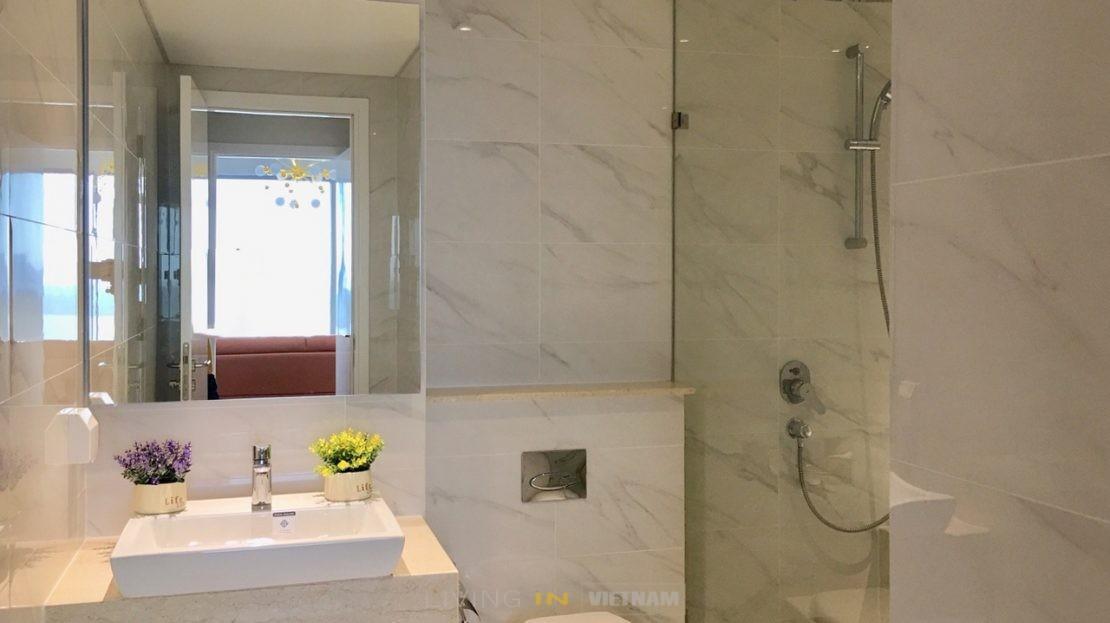 Ho Chi Minh City luxury apartment Diamond Island