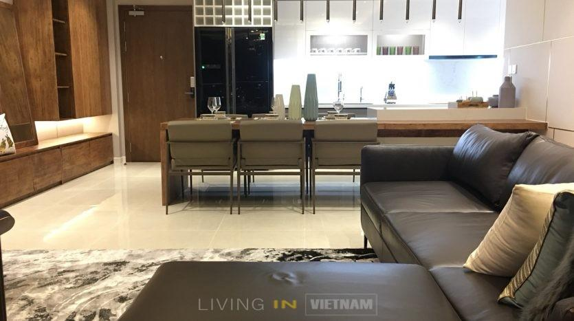 Ho Chi Minh City luxury apartment for rent