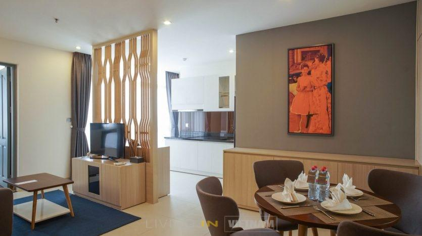 Oakwood apartment Ho Chi Minh City