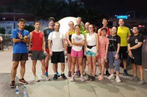 Running club in Ho Chi Minh City