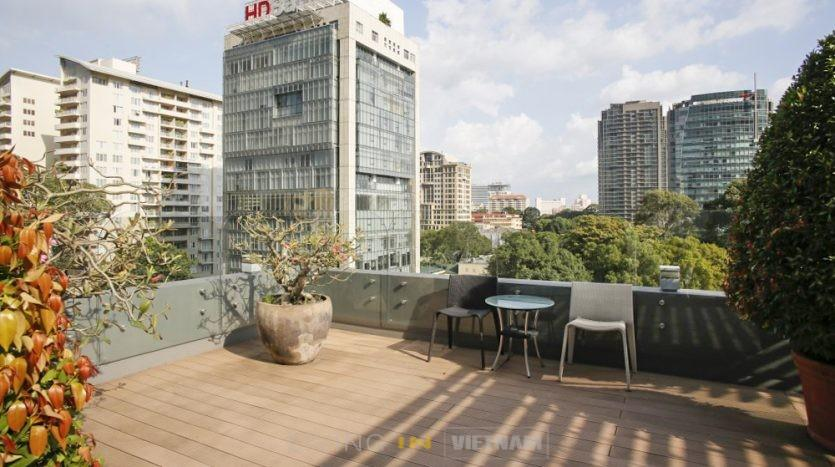 Springcourt apartment Ho Chi Minh City