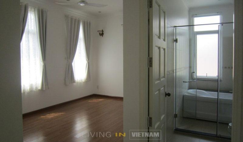 Villa for rent in Thao Dien: Bedroom