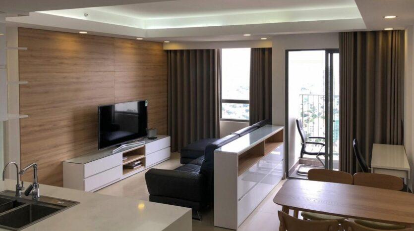Masteri Thao Dien High floor apartment