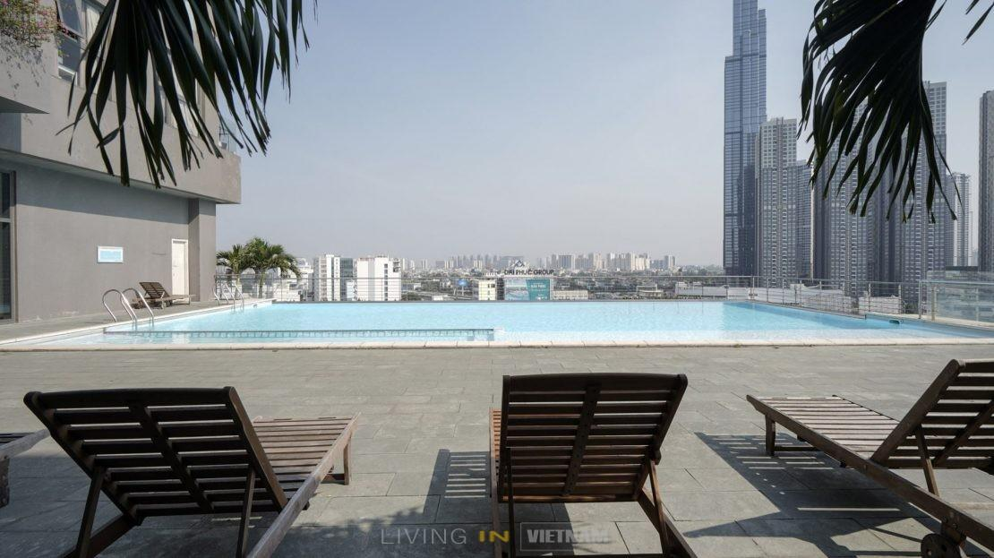 Pearl Plaza Swimming pool