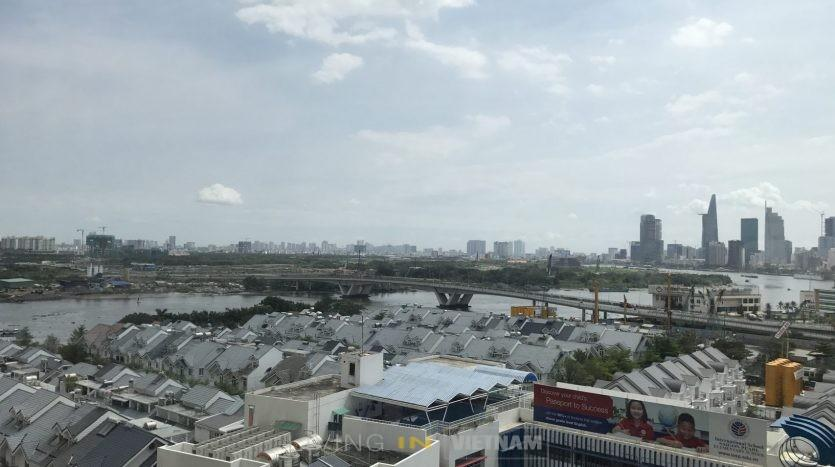 Apartment in Saigon Pearl