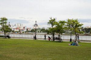 Vinhomes Central Park in Ho Chi Minh City