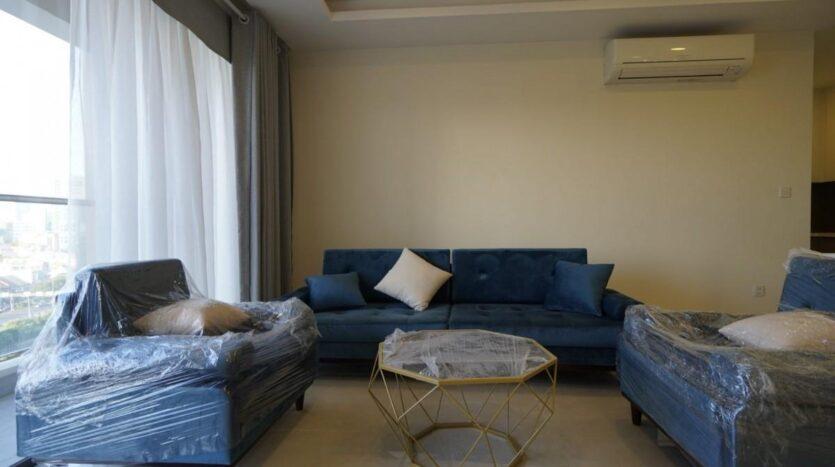 3 bedroom condo at Masteri Millennium