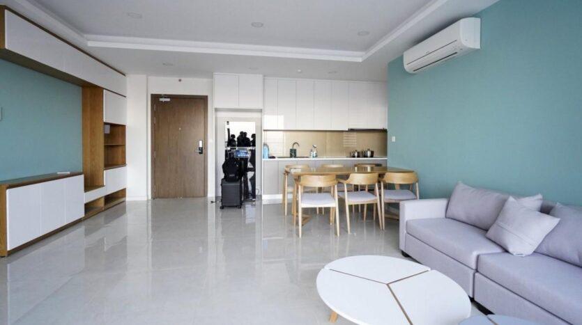 Masteri Millennium Apartment