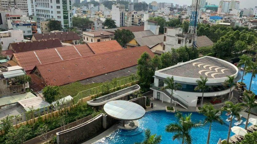 City Garden apartment Ho Chi Minh City