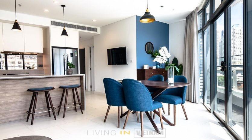 City Garden apartment