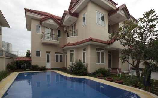 House with private pool near the BIS Saigon