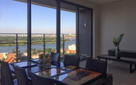 ID: 1720 | The Nassim: Furnished 3-Bedroom Apartment For Rent with river view 7