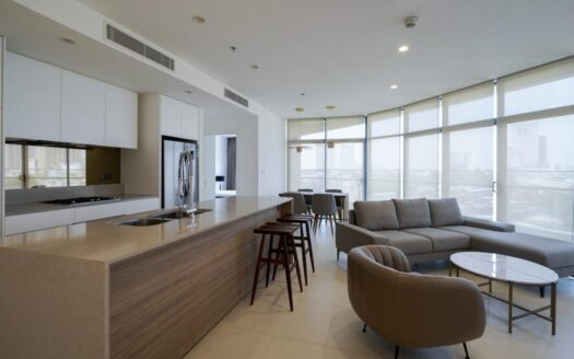 2 Bedroom Apartment in Saigon - City Garden