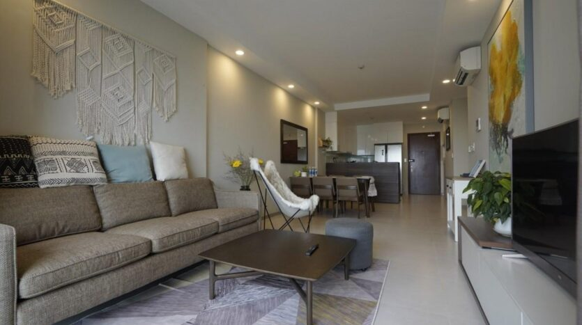 Goldview Apartment Ho Chi Minh City