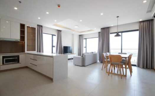 New City Thu Thiem Apartment in Saigon