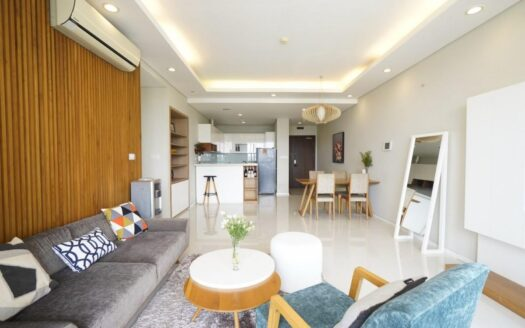 Thao Dien Pearl 2 bedroom apartment Ho Chi Minh City