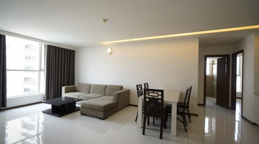 Thao Dien Pearl 3 bedroom apartment Ho Chi Minh City
