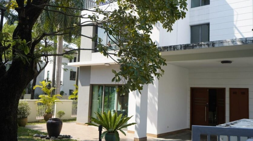 Villa Riviera 4 bedroom Saigon