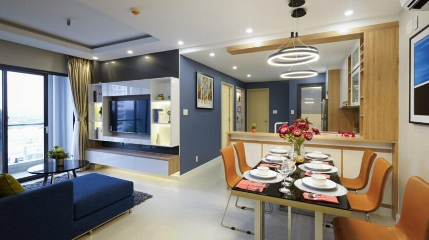 3 bedroom apartment in Ho Chi Minh City