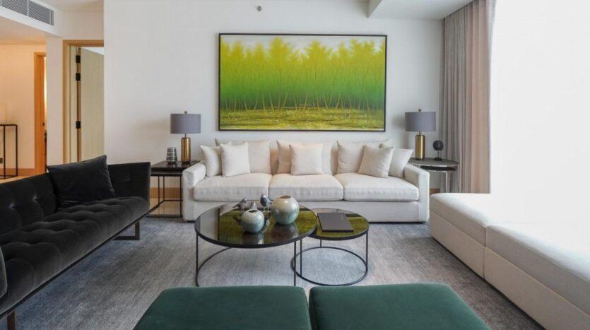 Luxury apartment Saigon