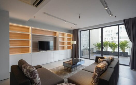 Masteri penthouse apartment (duplex)