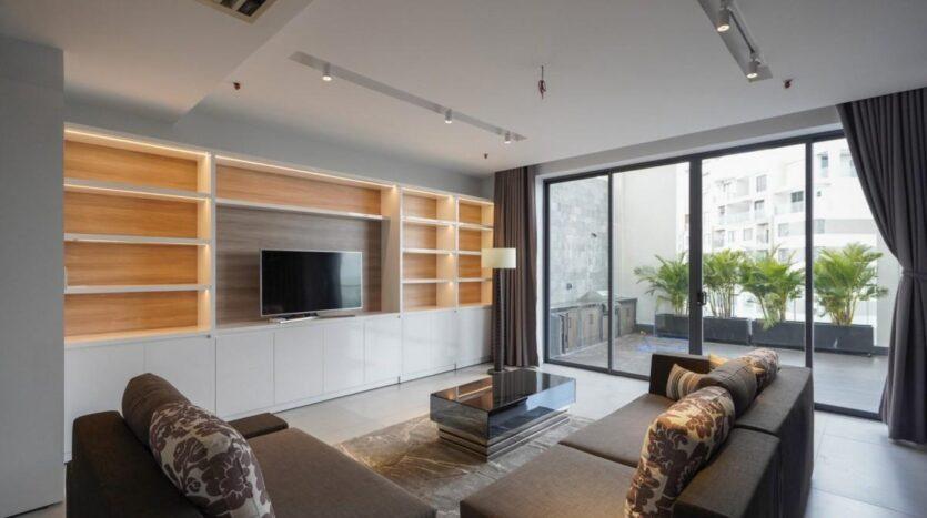 Masteri penthouse apartment (duplex)
