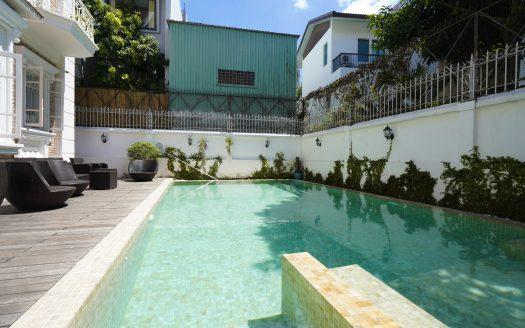 Villa for rent in An Phu