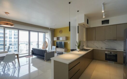 ID:1761 | Estella Heights | 3-Bedroom apartment for rent in HCMC 1