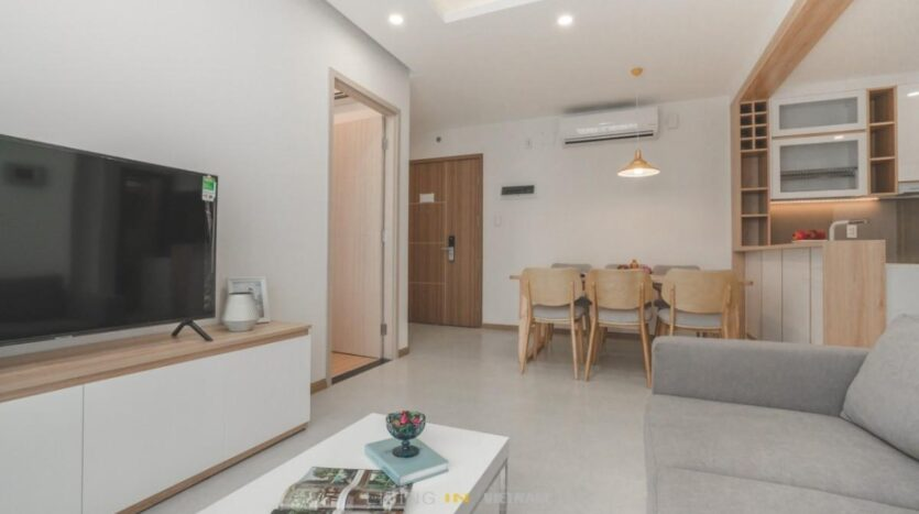 Saigon apartment | New City 3 bedroom