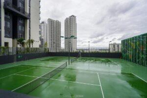 Estella Heights tennis courts