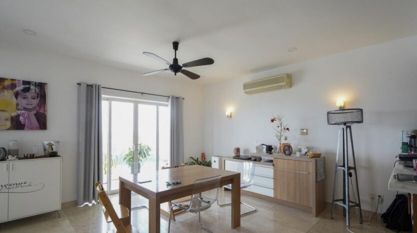 Duplex for rent in Saigon | River Garden