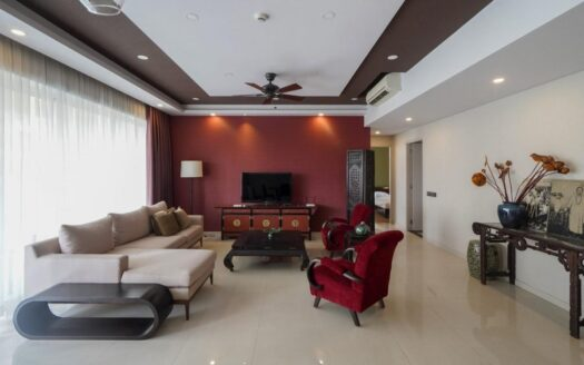 Saigon Apartment | The Estella | 3 bedrooms | Furnished