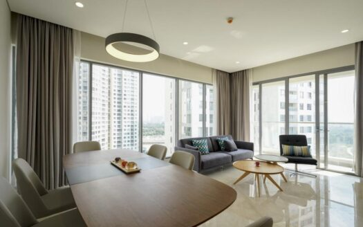 Saigon Apartment | Diamond Island | 3 bedrooms 117sqm