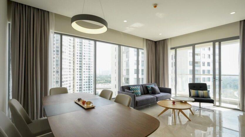 Saigon Apartment   Diamond Island   3 bedrooms 117sqm