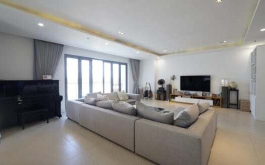 Spacious apartment in Saigon at Diamond Island
