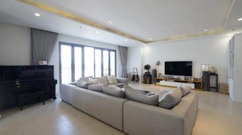 Spacious apartment in Saigon at Diamond Island