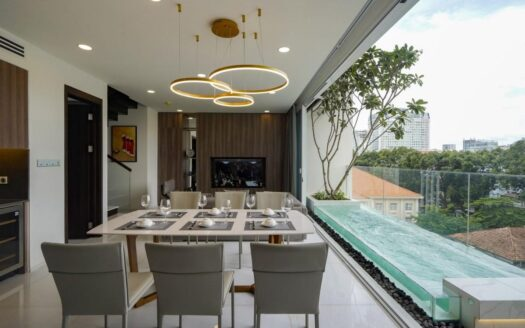 Luxury 2 bedroom apartment in Saigon | Serenity Sky Villas