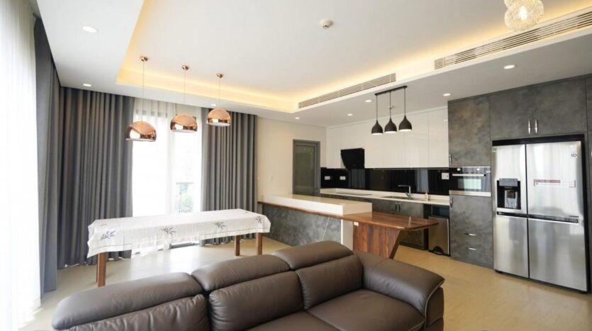Saigon 3 Bedroom apartment in Diamond Island