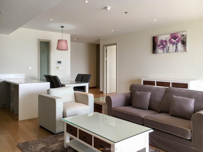 Diamond Island: Apartment for rent in HCM (127m2