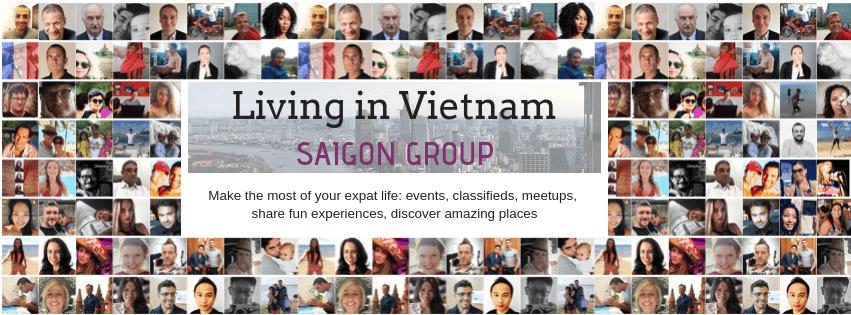 Expats in Saigon