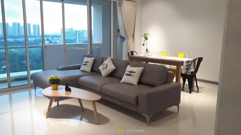 Fully furnished 2 bedroom apartment for rent at The Estella